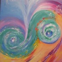 Auraschilderij 4
