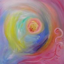 Auraschilderij 5