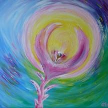 Auraschilderij 8